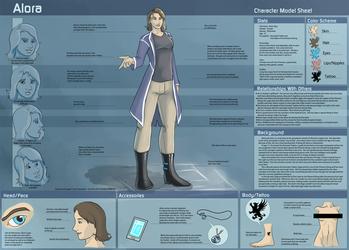 Alora - Character Sheet