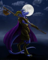 Xue in the Moonlight
