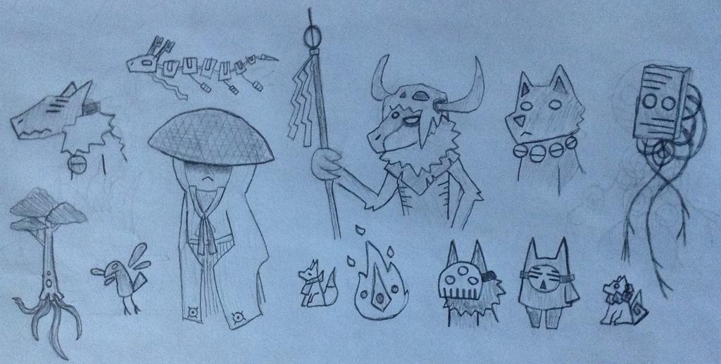 Simple Drawings (8)