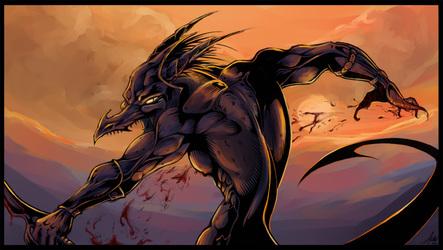 AlexSpastic's Dragon