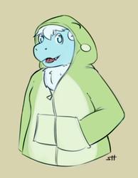 substitute hoodie