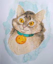 Lovette Portrait Watercolor