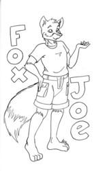 Fox Joe Badge Inks