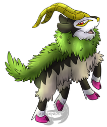 31 Day Challenge : Favorite Grass Pokemon