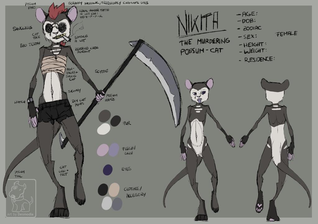 Featured image: Nikitapossumcat Design [CE]