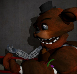 SFM Five Nights at Freddy's ''What have I become?''