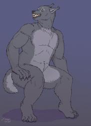 [Commission]-Wolf Pelt 4