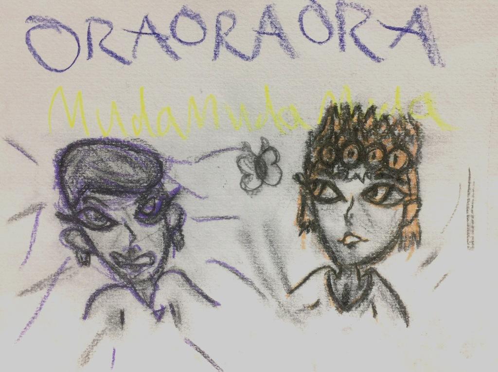 Charcoal Doodles