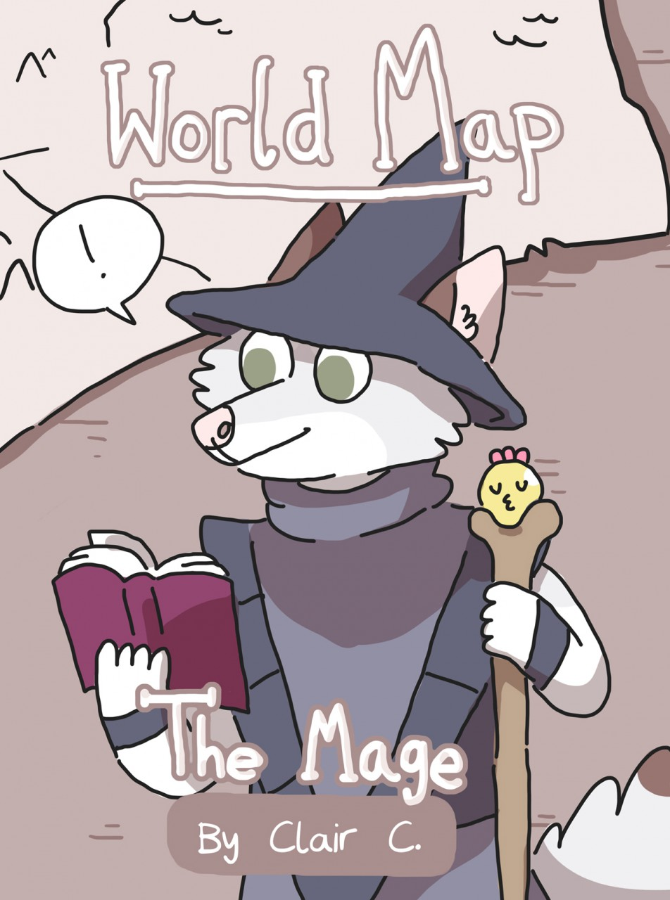 world map: the mage pdf