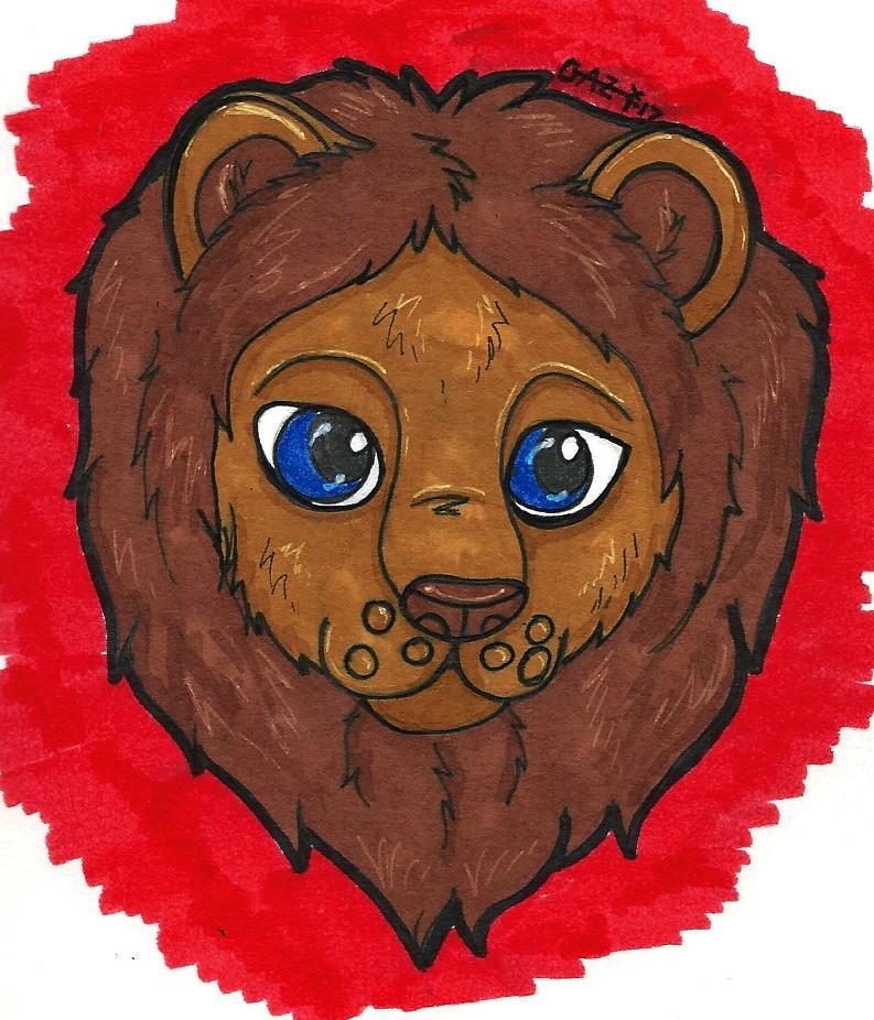 Most recent image: Lion Face