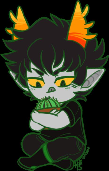 RQ - Cactus Man