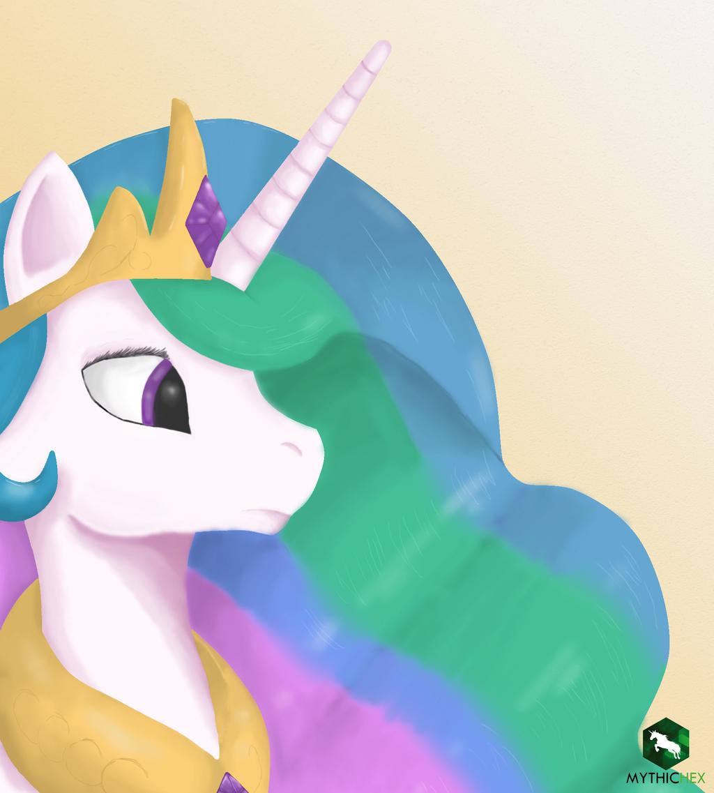 Celestia: Radiant Monarch of Equestria