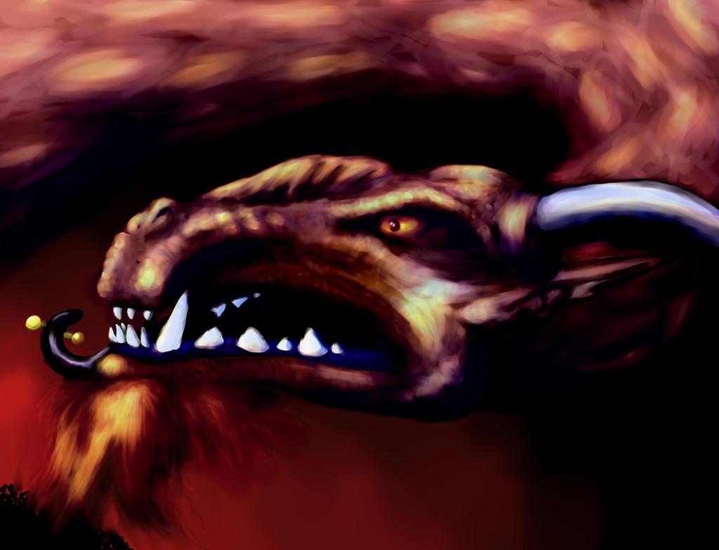 Boar-Dragon