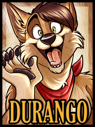 Furry Fiesta badge 2012