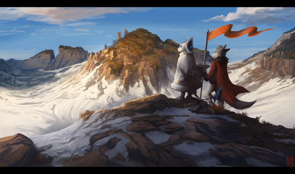 To The Top [Commission]