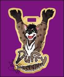 Duffy - RF Badge 2012
