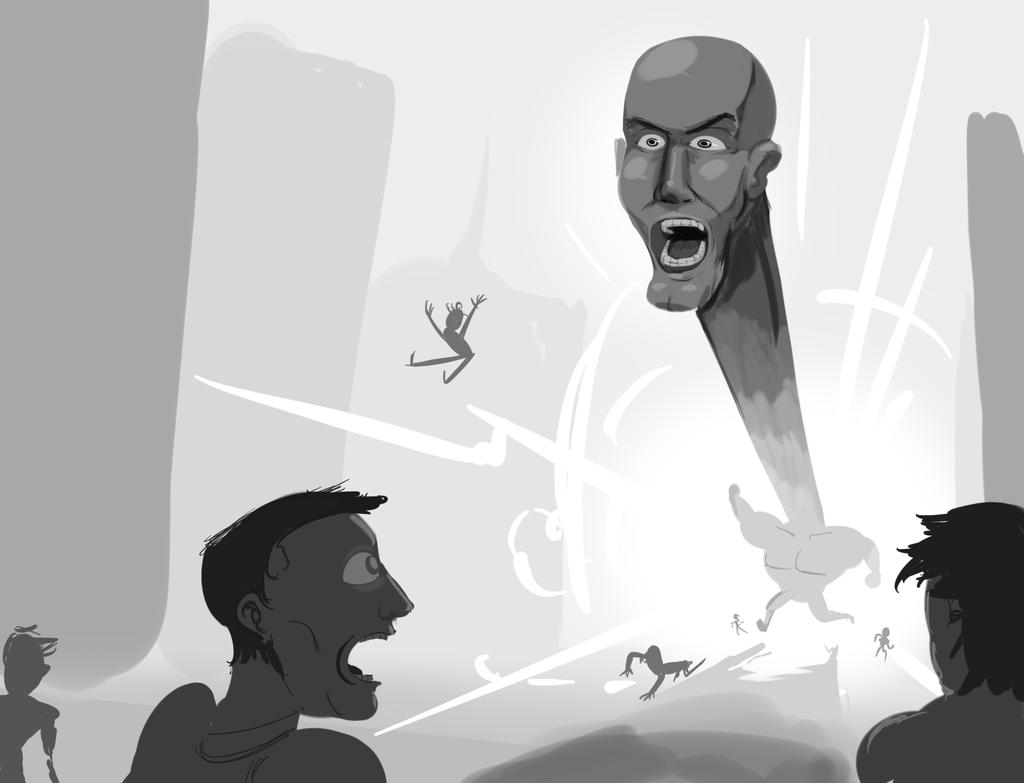 Chaos In Metropolis