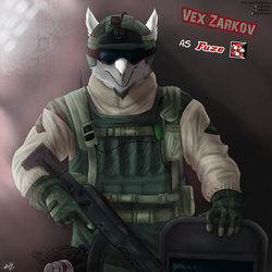 [COM] Cluster Charge Activated!