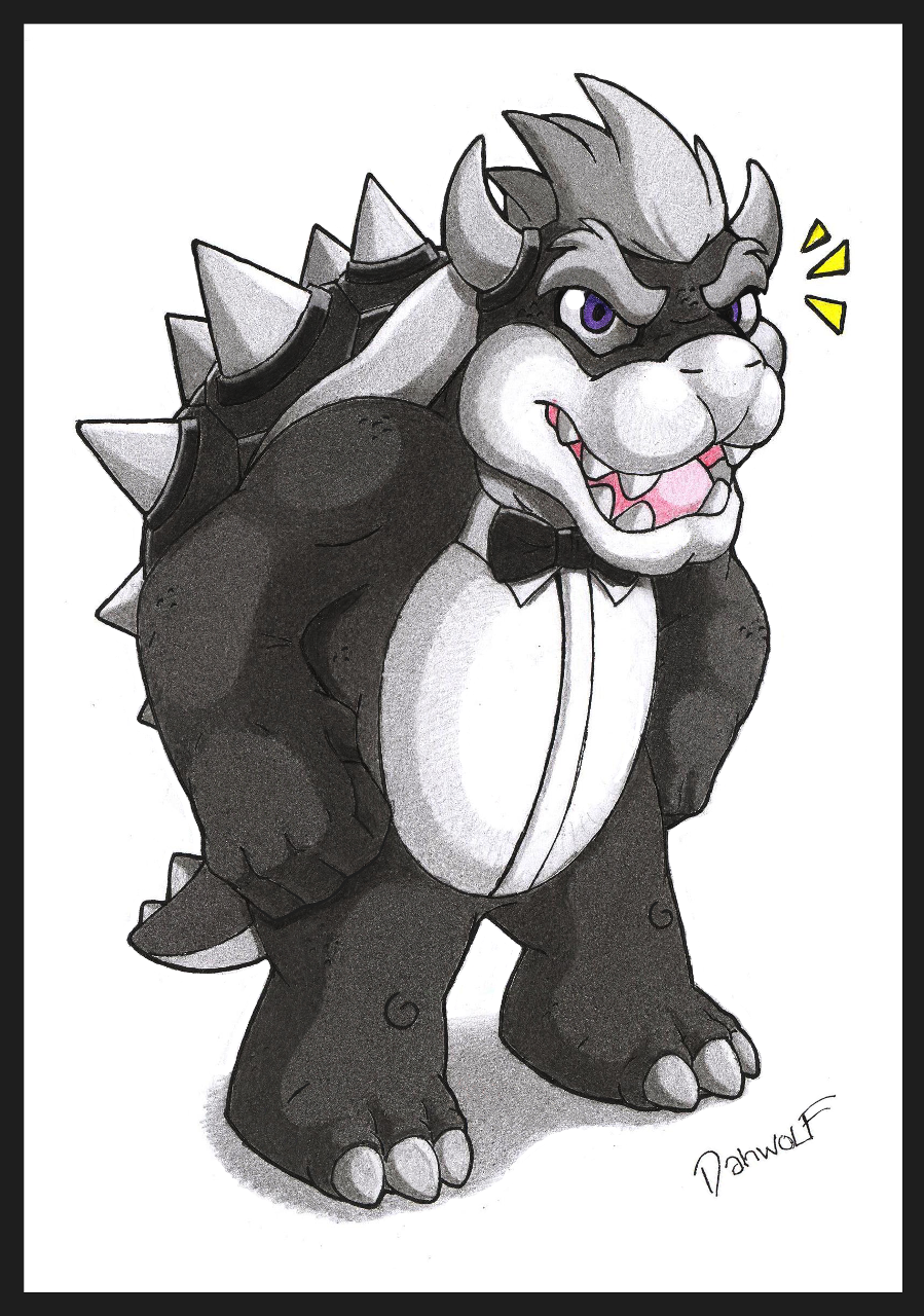 Elegant Koopa King