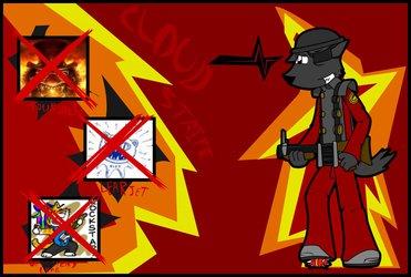TF2 Demowolf Wallpaper