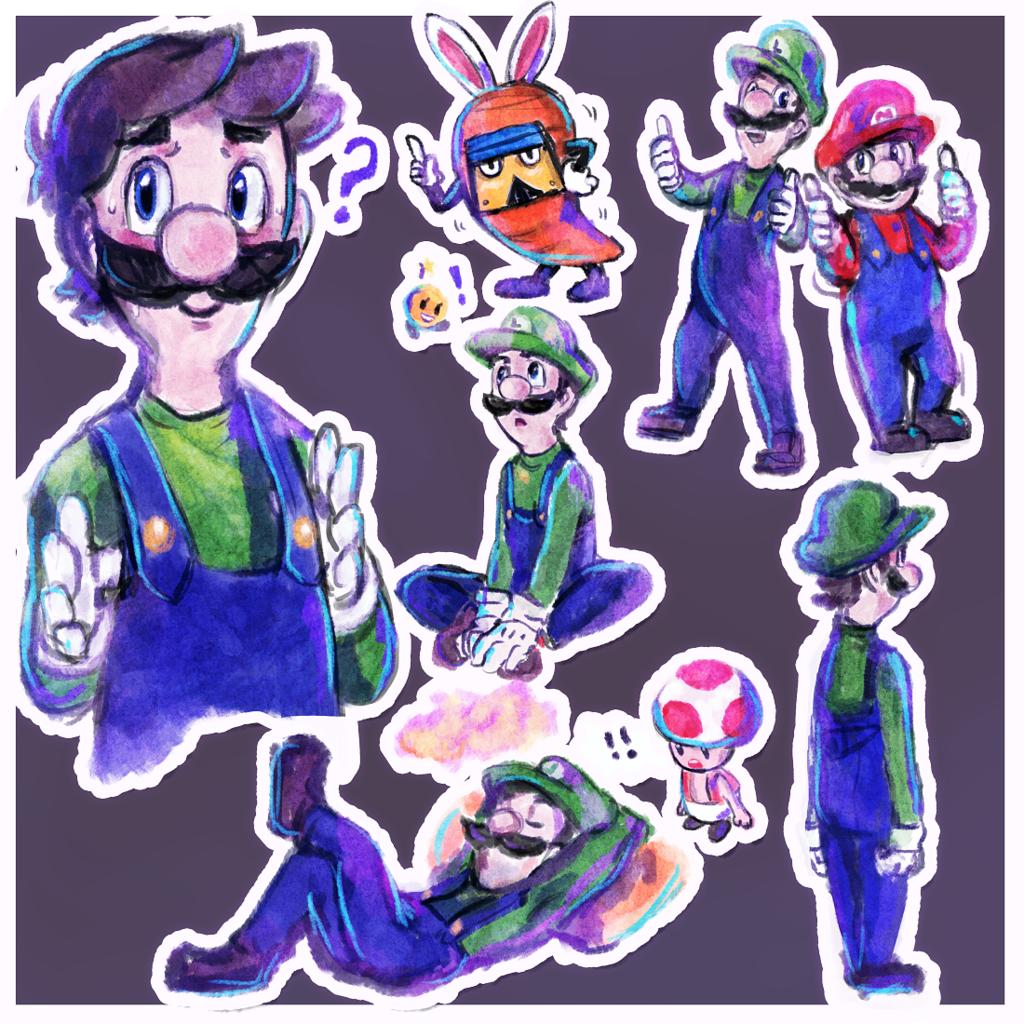 Dream Team Sketches