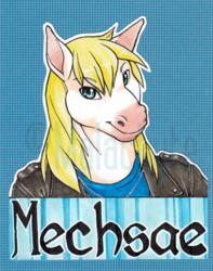 [Badge] Mechsae AC 2016