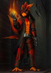 [Comm] Phoenix for Cyberian Tiger