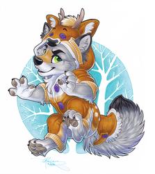 Kigu wolf