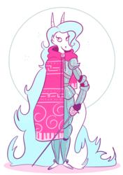 a fencer