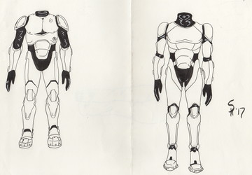 More Pacific Rim Inspired Pilot Suits