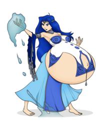 Lana, Priestess of Water