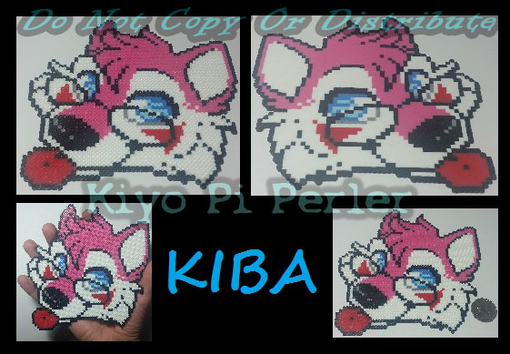 Kiba MB-Headshot (Original Pattern)