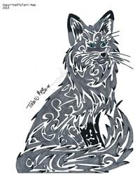 Tribal Silver Fox