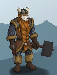 Husky dwarf
