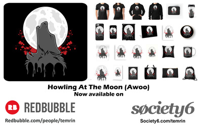 Howling at The Moon (AWOO) - In Store!