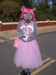 Isis Mouse at Atlanta Pride