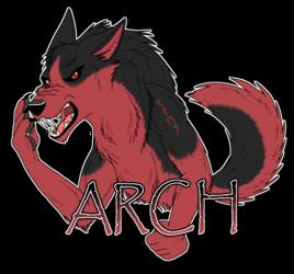 Arch Badge