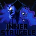 Inner Struggle - Black Electric and MysteriousBronie