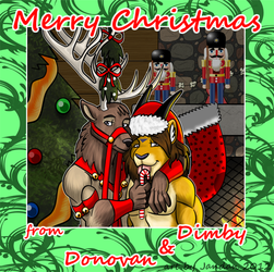 Merry XXX-Mas Card -CLEAN-