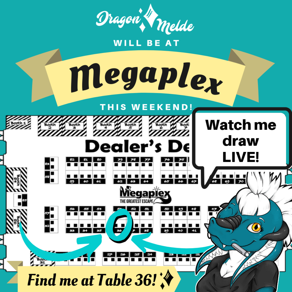 Megaplex This Weekend!!