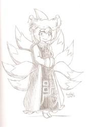 Touhou: Ran Yakumo