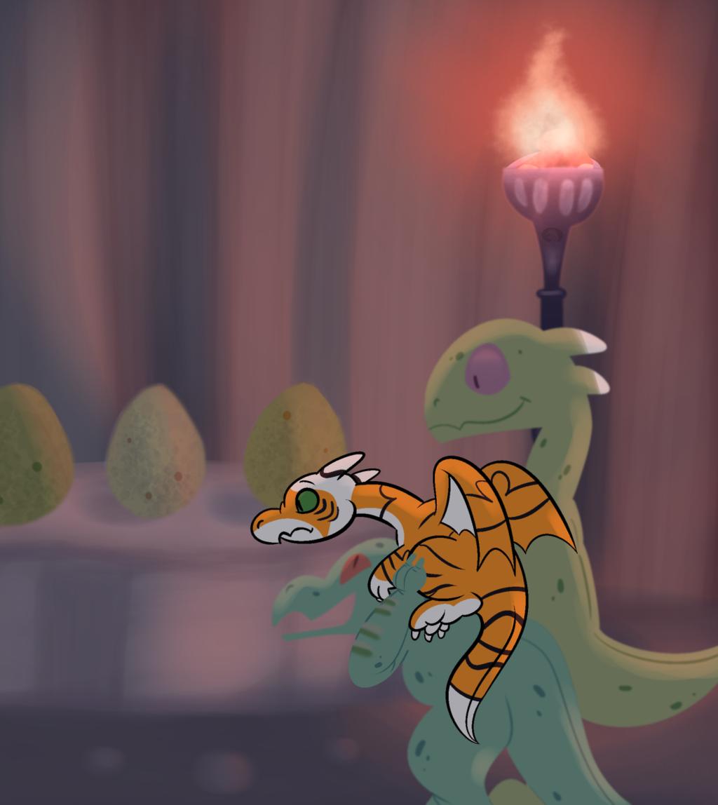 Egg Slot 10: Dragon Egg