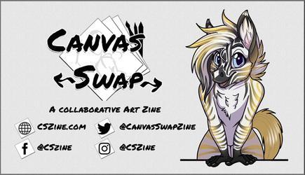 Canvas Swap Zine