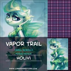 Vapor Trail by Holivi