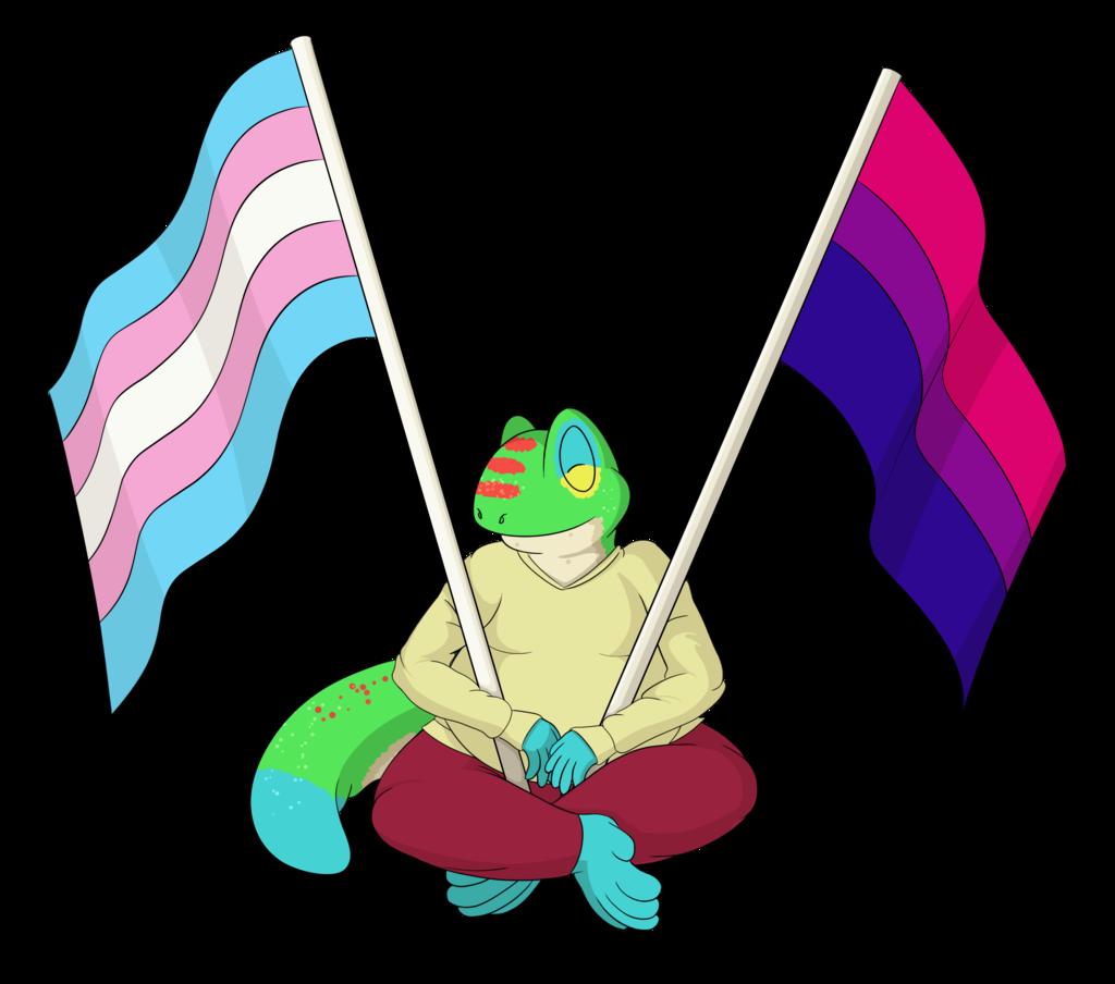 Most recent image: happy pride month