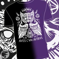 NEW SHIRT! #OWLUMINATI