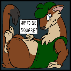Hip To Be Square?