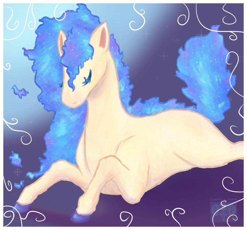 #077 Shiny Ponyta