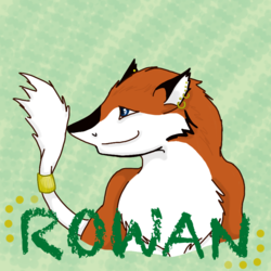 Con Badge Exchange April 2015 - Wolfbird