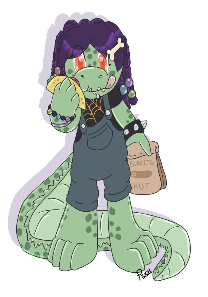 Gwen da Gator